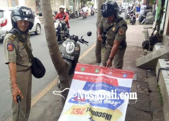 Nusabali.com - jelang-imf-world-bank-satpol-pp-berangus-reklame
