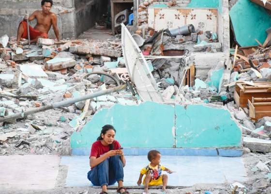 Nusabali.com - pengungsi-korban-gempa-lombok