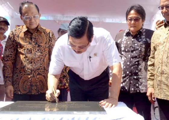 Nusabali.com - gubernur-koster-harap-pusat-perhatikan-infrastruktur-bali