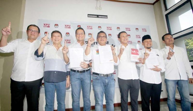www.nusabali.com-dana-awal-kampanye-rp-119m