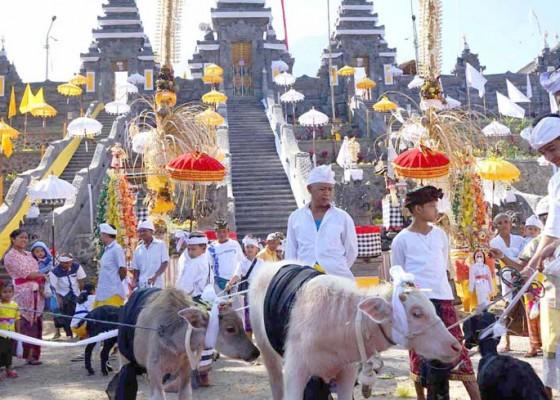 Nusabali.com - ritual-mapepada-digelar-sebelum-puncak-karya