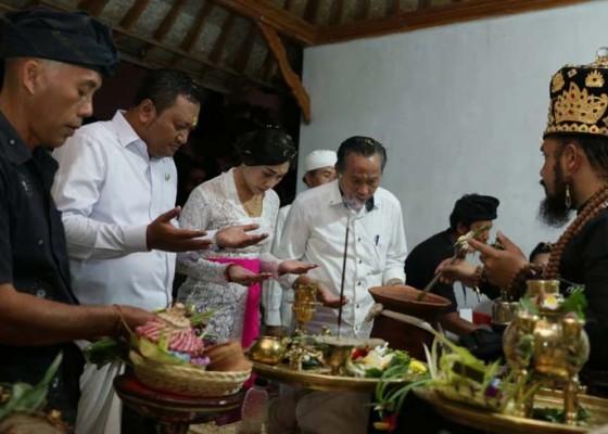 Nusabali.com - bupati-mahayastra-ikuti-ritual-sapuh-leger