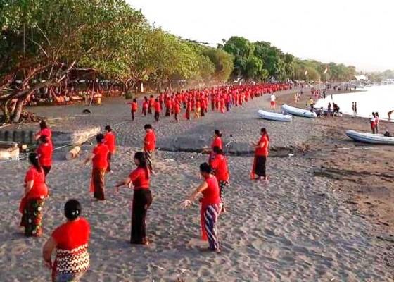 Nusabali.com - 700-penari-rejang-renteng-siap-buka-lovina-festival