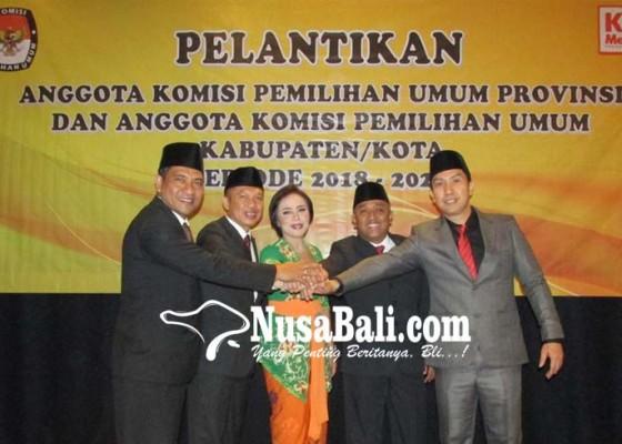 Nusabali.com - dewa-lidartawan-pimpin-kpu-bali