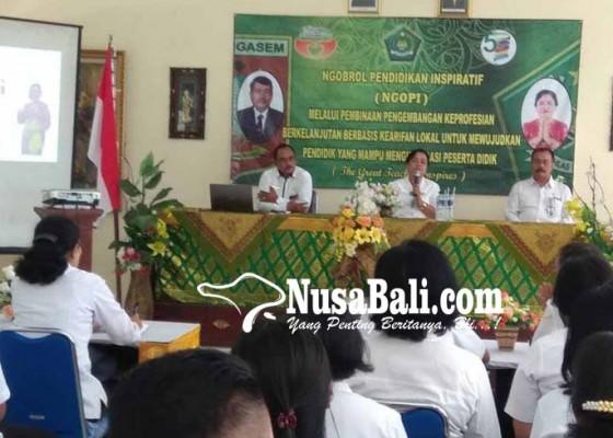 Nusabali.com - guru-agama-dituntut-berinovasi