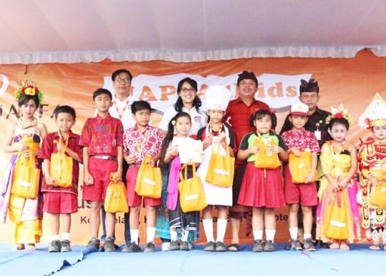 Nusabali.com - gelar-gebyar-budaya-japfa-majukan-langkah-program-japfa-for-kids-di-jembrana