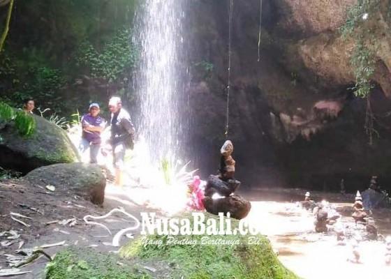 Nusabali.com - krisik-waterfall-destinasi-baru-di-tembuku