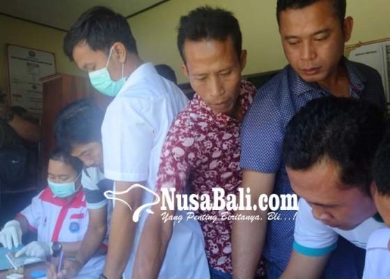 Nusabali.com - bnnk-bersih-diri-test-urine-36-petugas