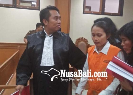 Nusabali.com - pembunuh-tiga-anak-minta-hukuman-ringan