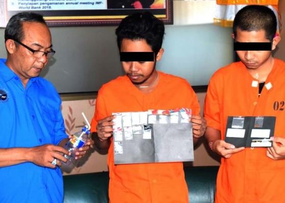Nusabali.com - nyambi-jadi-pengedar-barista-diciduk