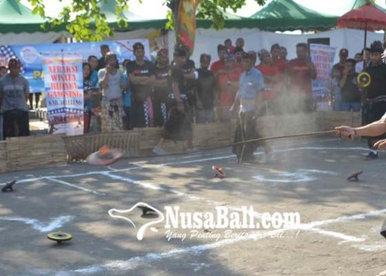 Nusabali.com - magangsing-upaya-pelestarian-permainan-tradisional