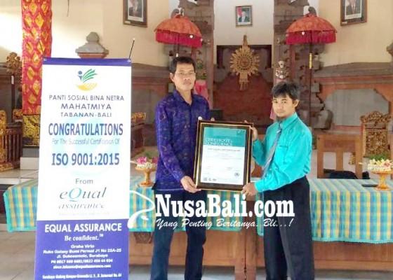 Nusabali.com - mahatmia-raih-sertifikat-iso-90012015