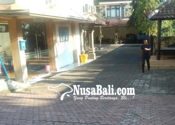 Nusabali.com - nyabu-di-kantor-pegawai-pdam-diamankan