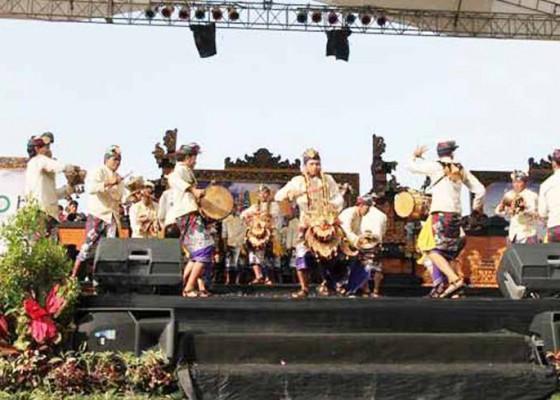 Nusabali.com - festival-danau-batur-macet