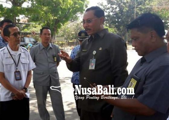 Nusabali.com - dinas-lhk-temukan-limbah-cair-di-bandara