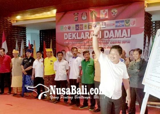 Nusabali.com - pemilu-2019-bupati-artha-ingin-jajarannya-netral
