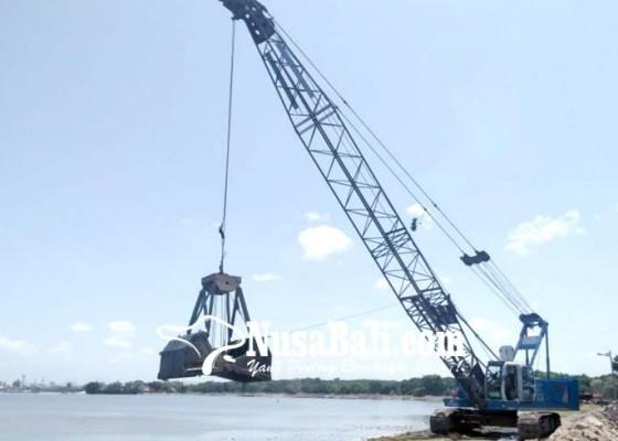 Nusabali.com - lalu-lintas-kendaraan-pengangkut-sedimentasi-akan-disesuaikan