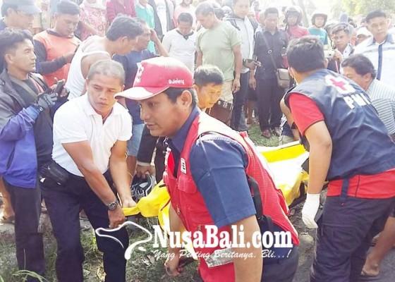Nusabali.com - lakalantas-tinggalkan-mayat-dalam-got