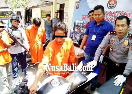 Nusabali.com - setahun-beraksi-gondol-27-motor