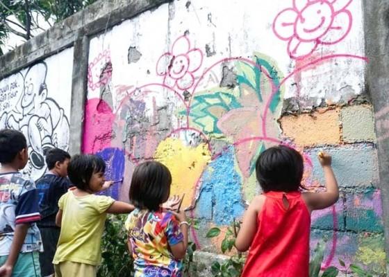 Nusabali.com - percantik-wilayah-dengan-rurung-mural