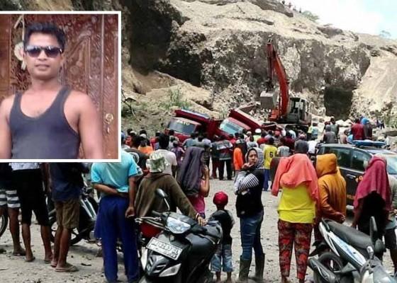 Nusabali.com - buruh-galian-c-tewas-terjepit-truk
