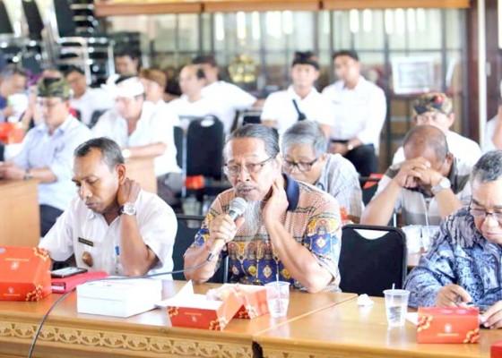 Nusabali.com - soal-pengembangan-bandara-ap-i-temui-prajuru-desa-adat-kuta