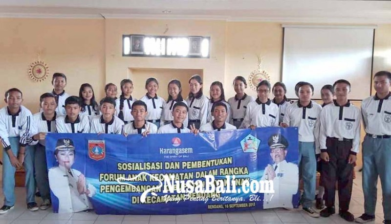 www.nusabali.com-pengurus-forum-anak-kecamatan-didominasi-perempuan