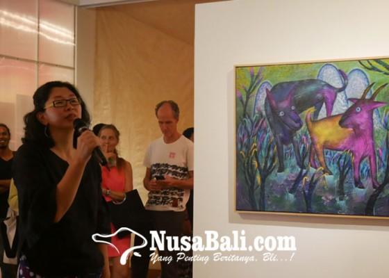 Nusabali.com - cushcush-gallery-gelar-denpasar-2018-dan-launching-denpasar-art-design-map-2018-2019