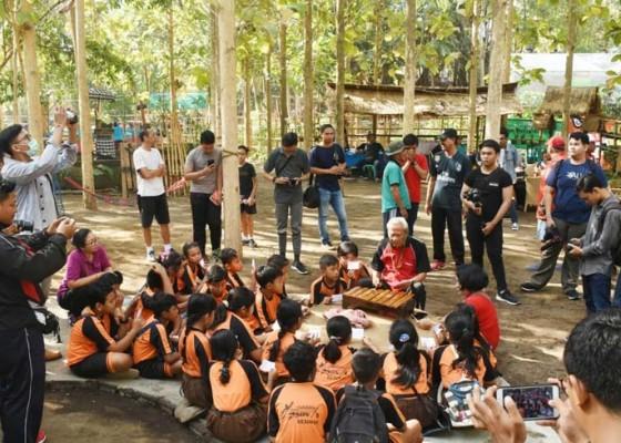 Nusabali.com - walikota-rai-mantra-bincang-asik-dengan-komunitas-di-tukad-bindu
