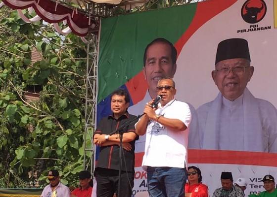 Nusabali.com - jokowi-amin-dipatok-85-di-badung