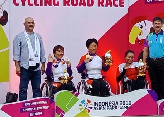 Nusabali.com - kadek-karya-dewi-sabet-perunggu-dari-nomor-itt-para-cycling