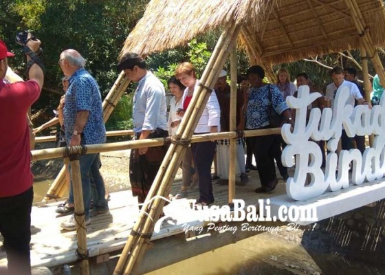 Nusabali.com - delegasi-imf-world-bank-kunjungi-tukad-bindu
