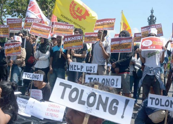 Nusabali.com - aktivis-minta-imf-wb-atasi-ketimpangan-kemiskinan
