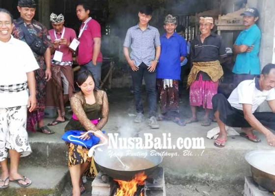 Nusabali.com - desa-amerta-bhuana-kembangkan-gula-aren