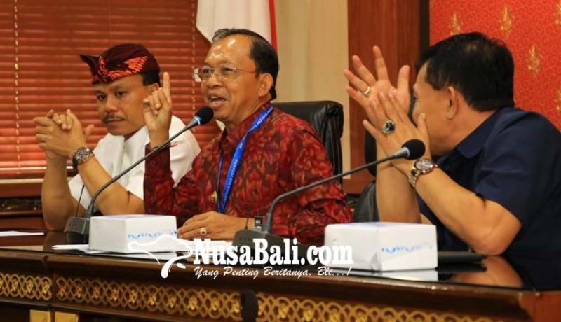 www.nusabali.com-koster-minta-krama-bali-tidak-ikut-ikutan-demo