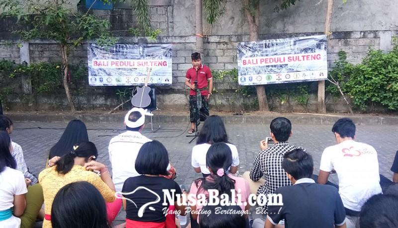 www.nusabali.com-aliansi-mahasiswa-hindu-di-bali-galang-dana-rp-217-juta-untuk-sulteng