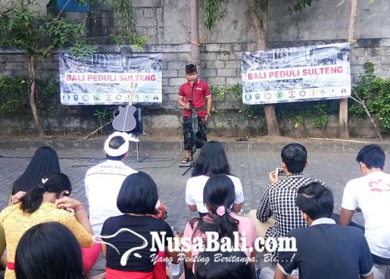 Nusabali.com - aliansi-mahasiswa-hindu-di-bali-galang-dana-rp-217-juta-untuk-sulteng