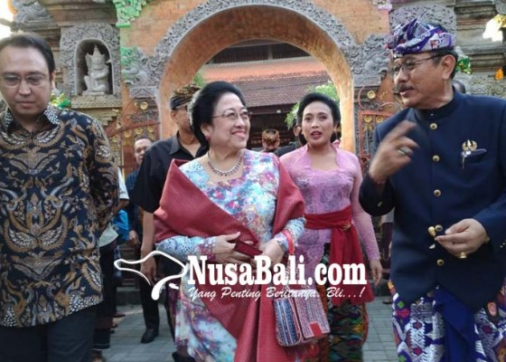 Nusabali.com - pawiwahan-di-puri-agung-ubud-dihadiri-megawati
