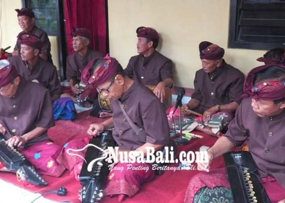Nusabali.com - gong-nolin-krisis-regenerasi