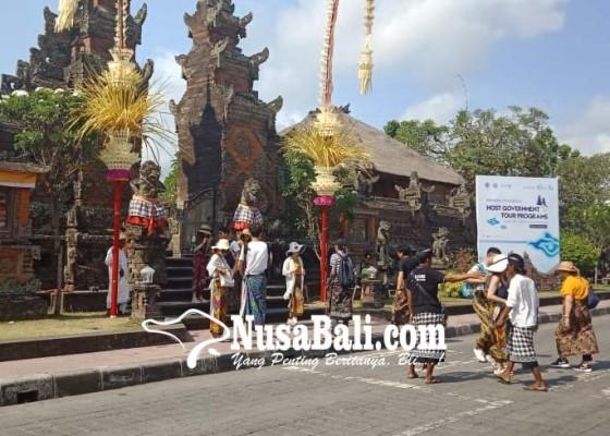 Nusabali.com - hari-ini-200-delegasi-imf-kunjungi-pura-desa-batuan
