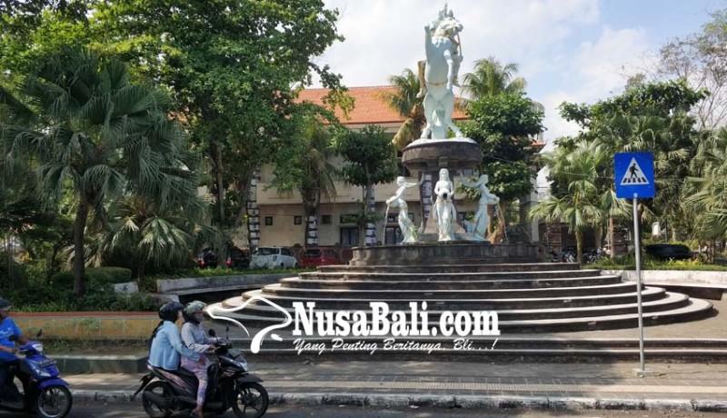 www.nusabali.com-rawan-dicuri-lampu-hias-rth-jalan-rana-ditiadakan
