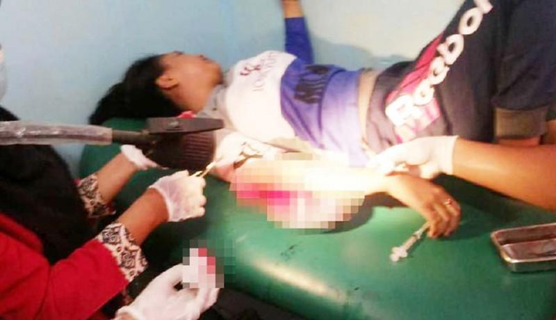 www.nusabali.com-pedagang-emas-dirampok-rp-37-m-melayang