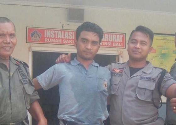 Nusabali.com - hendak-diamankan-odgj-kabur-ke-payangan
