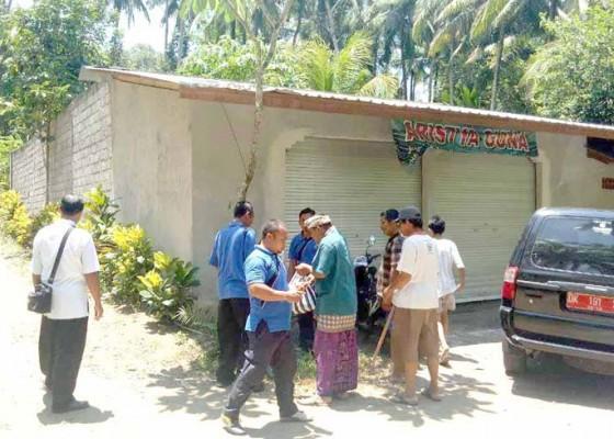 Nusabali.com - dinas-pupr-survei-jalan-di-desa-ulakan