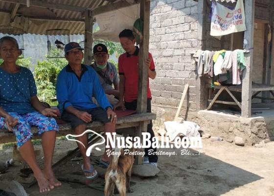 Nusabali.com - bedah-rumah-nyaris-ambruk-pasutri-tidur-di-jineng
