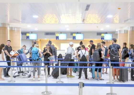 Nusabali.com - bandara-ngurah-rai-operasikan-36-check-in-counter-baru