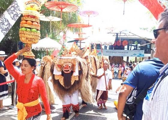 Nusabali.com - delegasi-imf-wb-disuguhi-seni-budaya-nusantara
