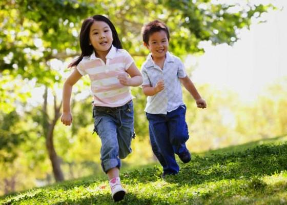 Nusabali.com - feng-shui-menyelaraskan-anak-dengan-alam