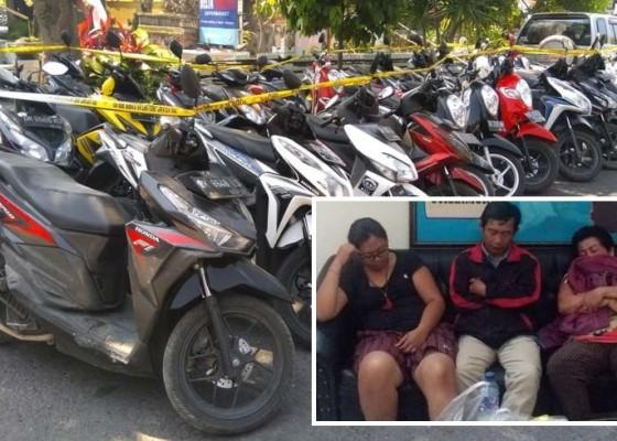 Nusabali.com - gelapkan-puluhan-motor-duo-irt-diringkus