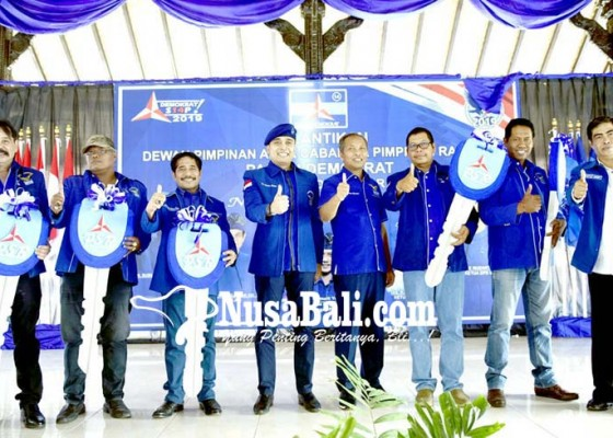 Nusabali.com - demokrat-denpasar-dukung-supadma-rudana